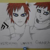 Everyone L♥VES Gaara
