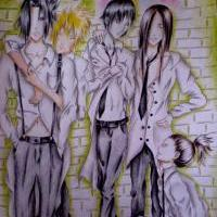 ---Backstreet Boys z Konohy--- xDDD