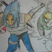 Naruto urcite trefi Sasukeho Rasenshurikenem :) nemuzu se dockat :)