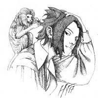 Sasuke a Mikio