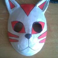 ANBU maska Homemade