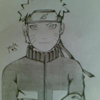 Naruto Uzumaki by Mirek93
