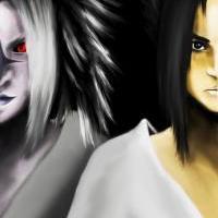 ***Sasuke [ two faces ]***
