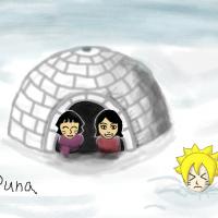 Bitva o iglú