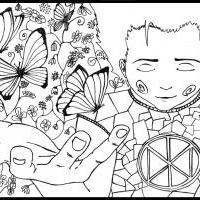 ...Ač má jenom sílu motýlí