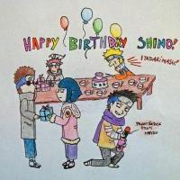 Happy Birthday Shino!!!!