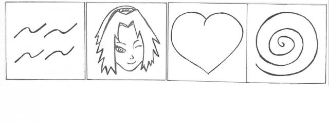 Mlžná, Sakura, Láska a spirála