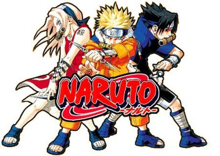 Naruto, Sakura, Sasuke