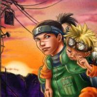 Iruka a Naruto