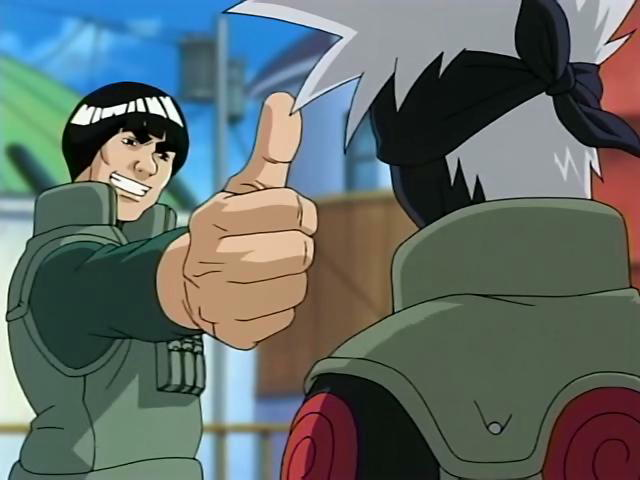 Gai  Thumbs UP