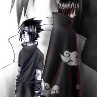 Sasuke a Itachi