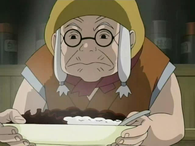 Babička Sanshou