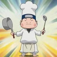 kuchař Chouji