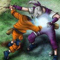 Naruto vs Kabuto