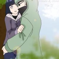 Hinata and Shino by Fancsa