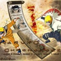 Naruto a Yodaime