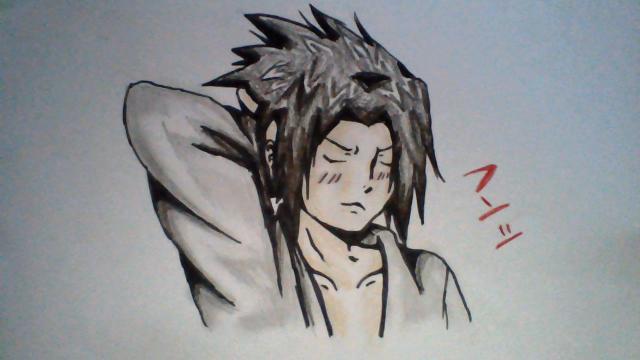 Sasuke Uchiha ^^