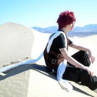 02 Gaara cosplay