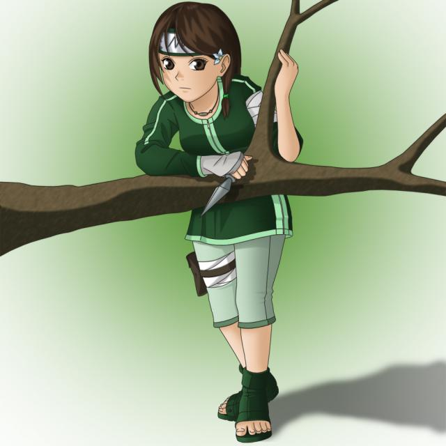 .: GRASS VILLAGE KUNOICHI :...