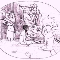 I. -  Jednou na podzim v horkém onsenu...