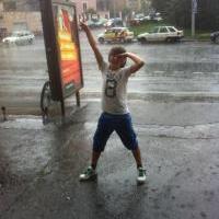 Gaii v dešti :D