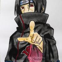 *I want u for Akatsuki!*