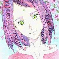 Sakura (Vybarvená)