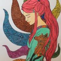 Vyrovnanost (Kushina v barvě)