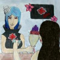 Květinářka Konan