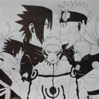Naruto to Sasuke