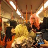 Otaku v metru