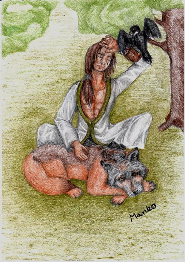 Itachi milovník zvířat či co?