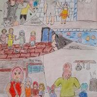 Otvorenie Irukovej školy- 2. časť