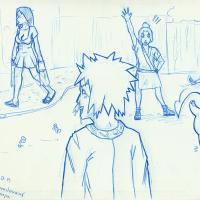 Téma 1: Zamilovaný ninja