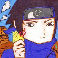 Pexeso - Sasuke