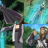 Shitenshounin zbraně